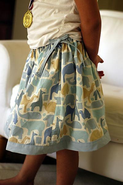 Olivia new skirt 2