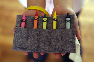 Crayon roll 3web