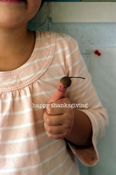Happy thanksgiving web