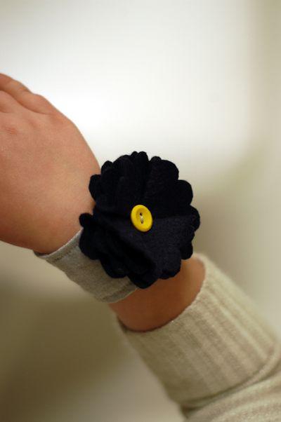 Flower cuff 4