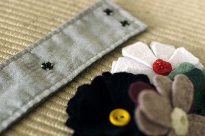 Flower cuff 3