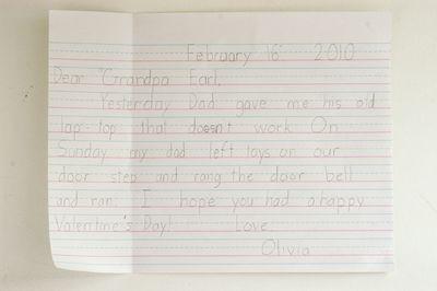 Letter to grandpa web