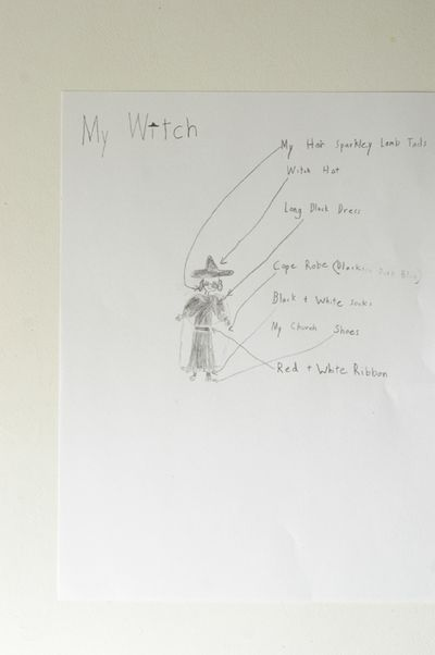 Witch instructions