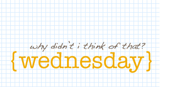 WHY wednesday
