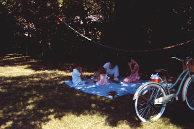 Picnic family 1