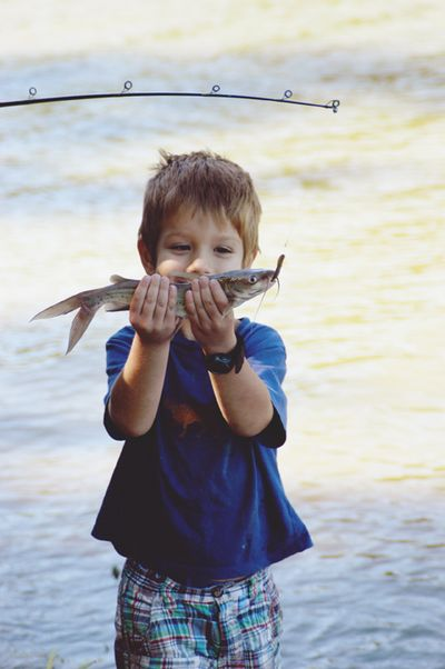 Asher and fish3