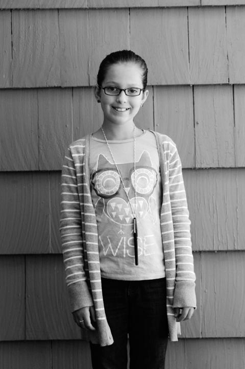 Olivia 3rd grade